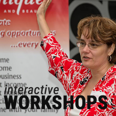 interaktive workshops